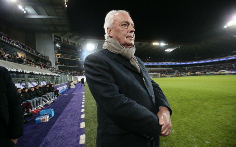 Anderlecht wil niet gaan spelen in Eurostadion: Bouw van nieuwe voetbaltempel dreigt niet door te gaan