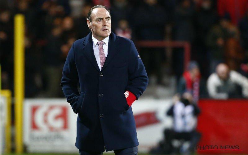 KV Kortrijk plaatst zich dankzij erg laat doelpunt voor halve finale