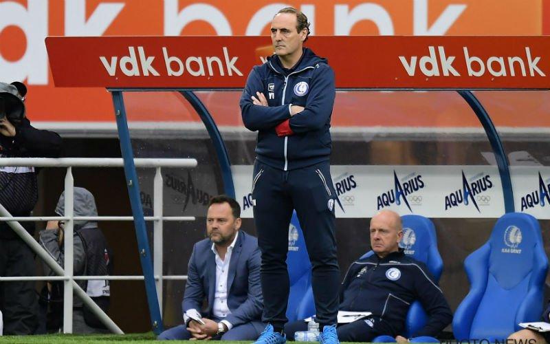 Vanderhaeghe wil niet wijken bij Gent: