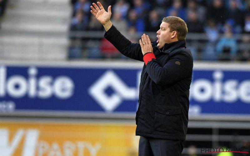 Vanhaezebrouck over andere Belgische club: