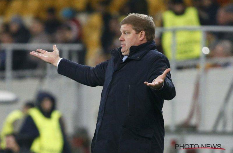 Hein Vanhaezebrouck lacht kritiek van ex-topcoach weg: