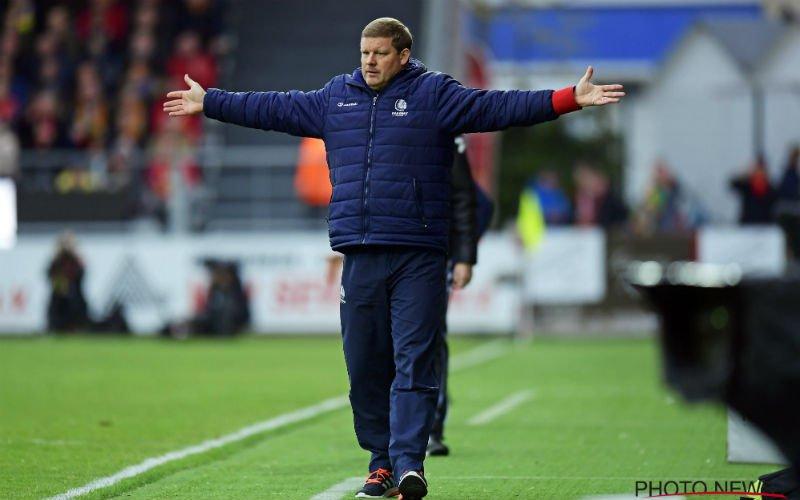 Vanhaezebrouck heeft het helemaal niet begrepen op fans van Club Brugge