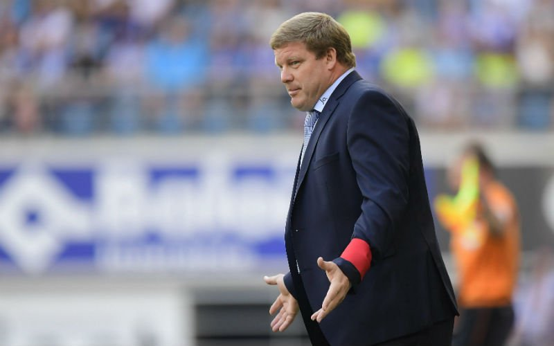 Vanhaezebrouck heeft fantastisch nieuws over sterkhouder