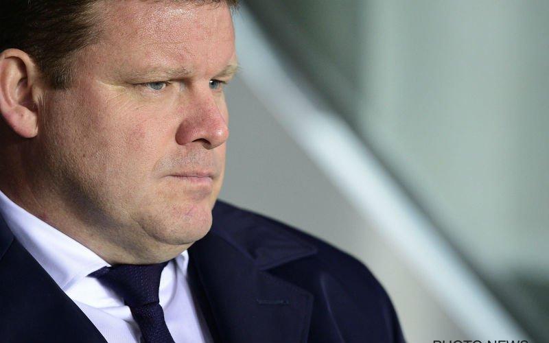 Vanhaezebrouck neemt opvallend besluit over Teodorczyk