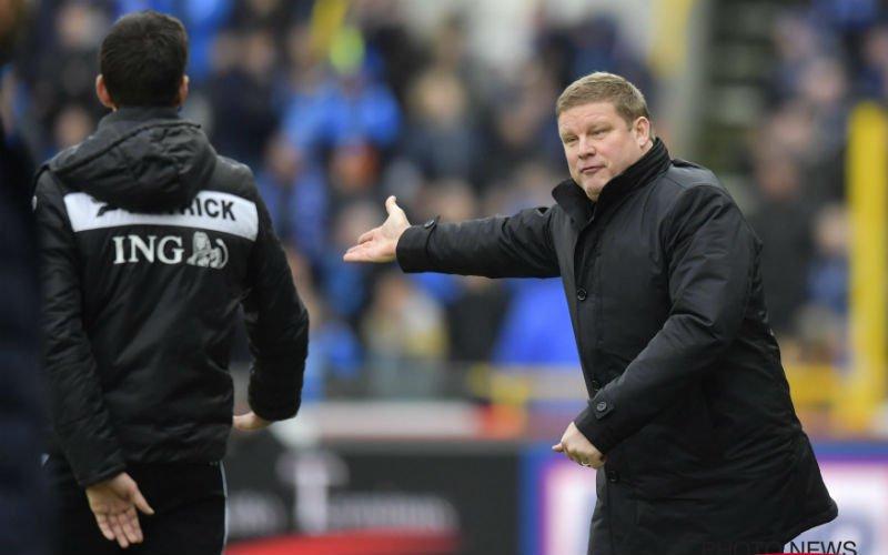 Dit is bikkelharde reactie van Vanhaezebrouck na zware nederlaag