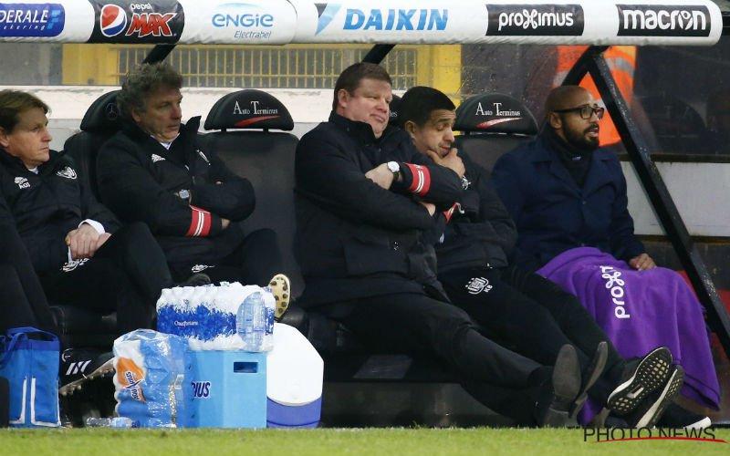 Vanhaezebrouck blundert zwaar: