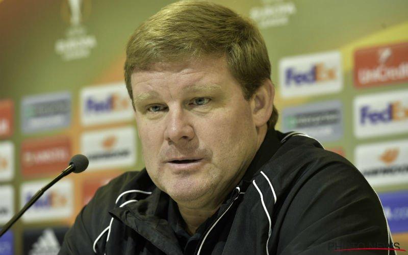 'Vanhaezebrouck zet sterkhouder op de bank, vertrek in aantocht'