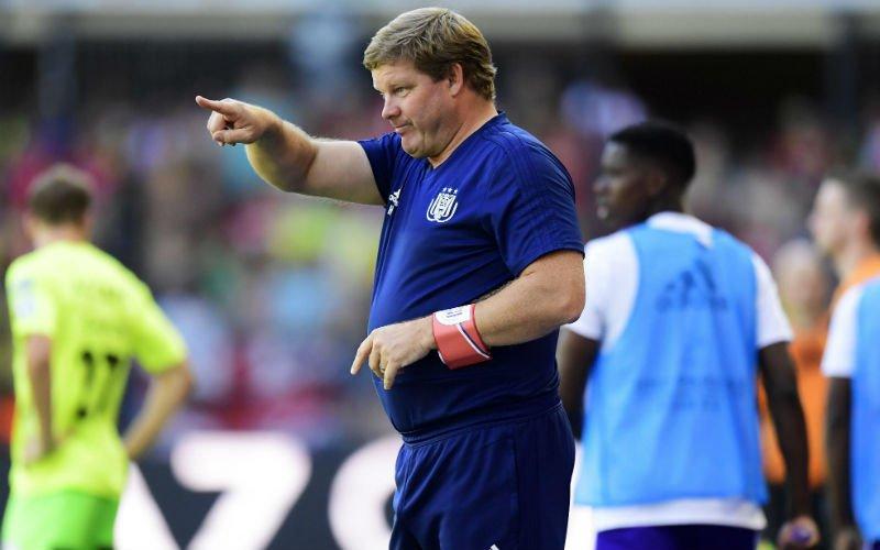 Anderlecht kopieert Club Brugge, Vanhaezebrouck reageert