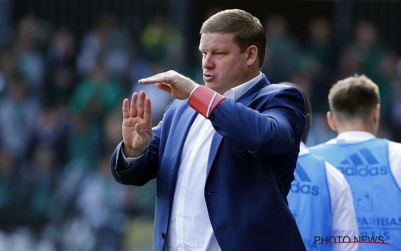 'Hein Vanhaezebrouck kan bij deze Belgische topclub tekenen'