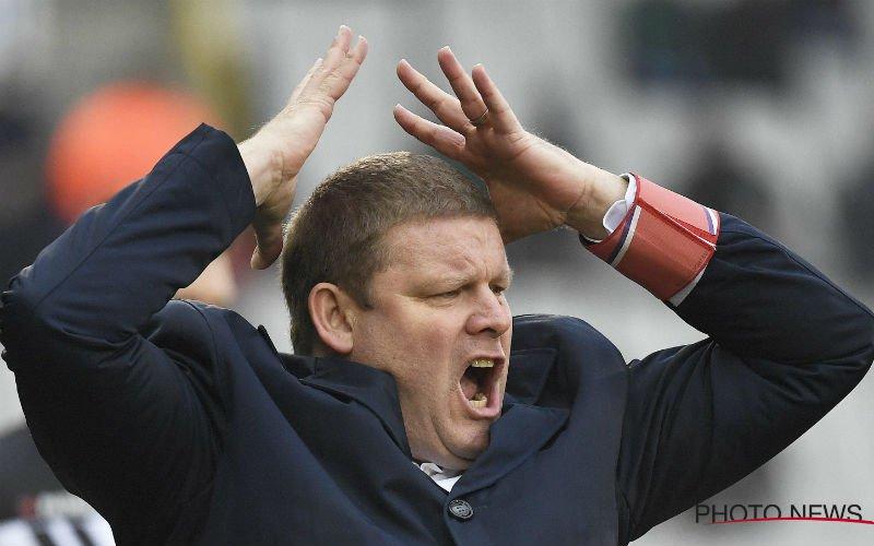 Hein Vanhaezebrouck nieuwe bondscoach van Rode Duivels?