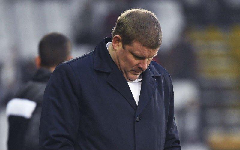 'Anderlecht betaalt Vanhaezebrouck deze immense ontslagvergoeding'