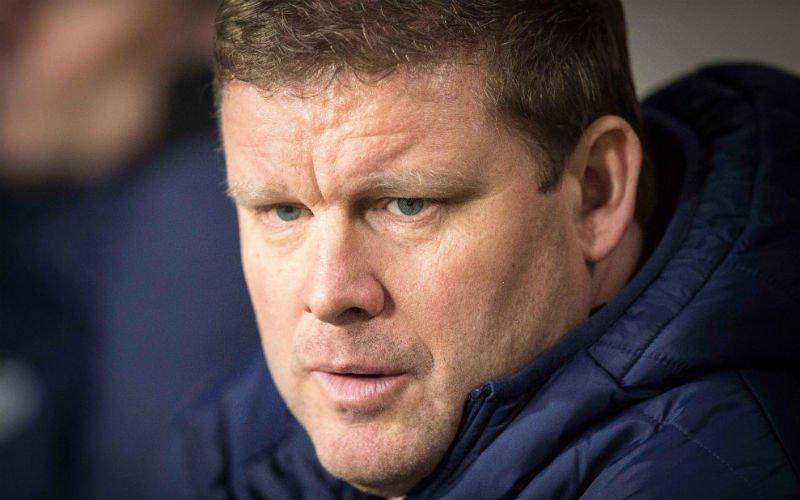 Vanhaezebrouck reageert na mislukte transfer van Trebel: