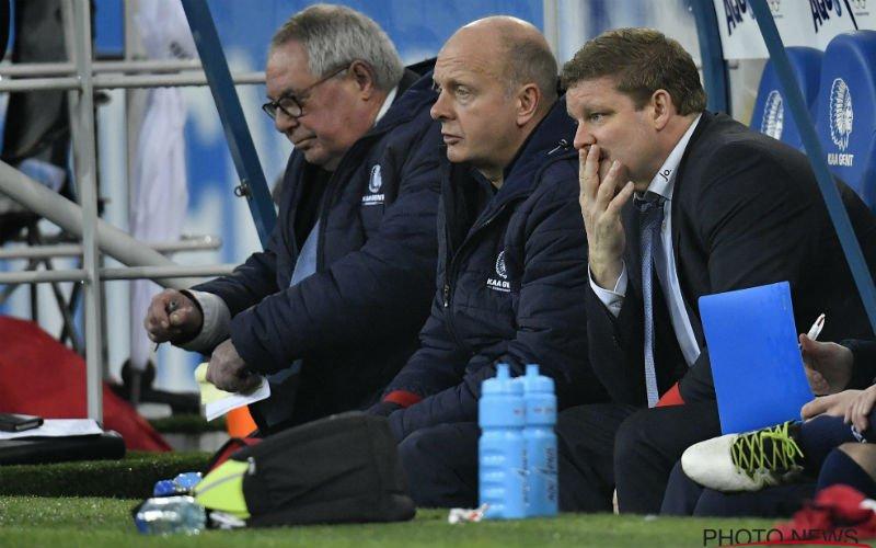 Grote twijfels bij aanwinst van AA Gent: