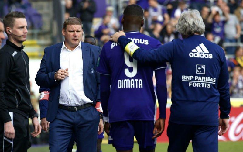 Anderlecht heeft verrassend nieuws over Landry Dimata