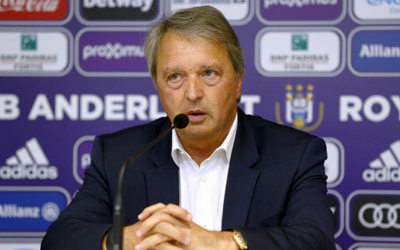 Van Holsbeeck duidt zijn opvolger bij Anderlecht aan
