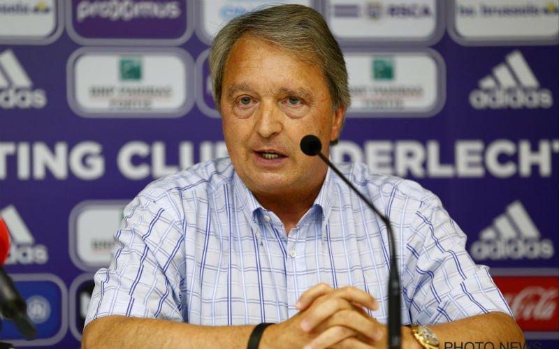 Anderlecht neemt opvallende beslissing in transferdossier