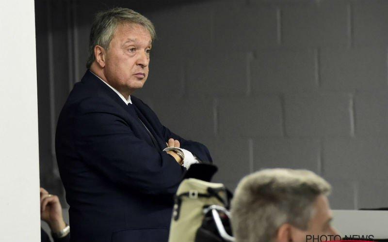 Onwaarschijnlijk: 'Coucke betaalde monstersom om Van Holsbeeck te ontslaan'