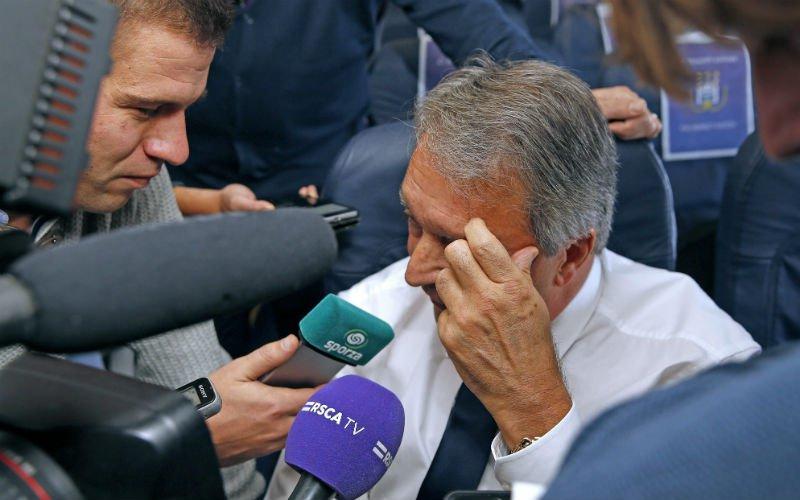 Wel erg zware tegenvaller voor Anderlecht op transfermarkt