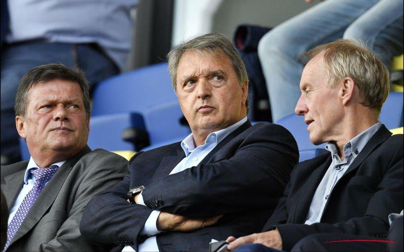 Herman van Holsbeeck reageert na opmerkelijke clubkeuze van Vanden Borre