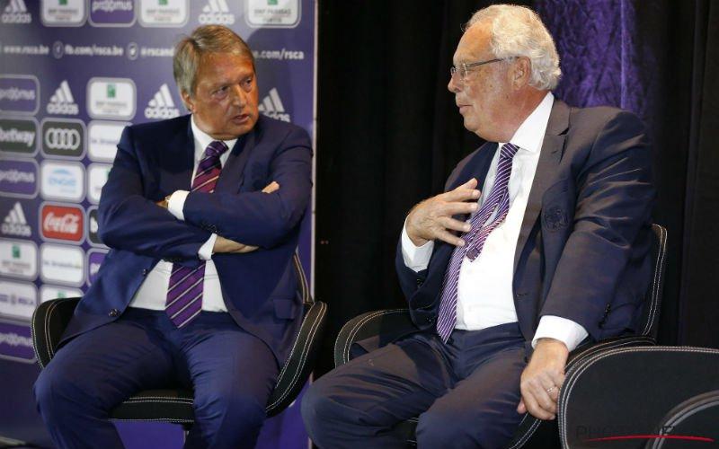 'Anderlecht mag alweer topper schrappen van transferlijst'