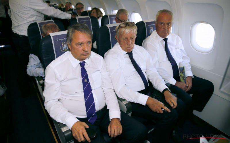 Anderlecht gooit bom onder project van Eurostadion