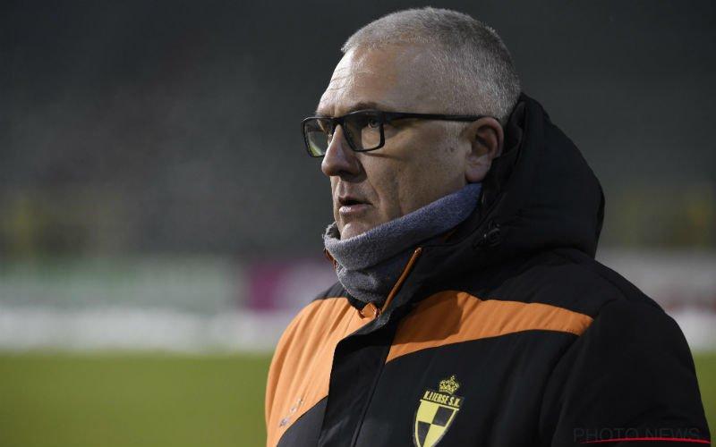 Lierse-coach Van Meir haalt bijzonder hard uit naar Antwerp