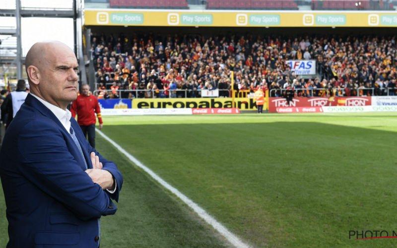 Dennis van Wijk is in shock en haalt uit naar KV Mechelen