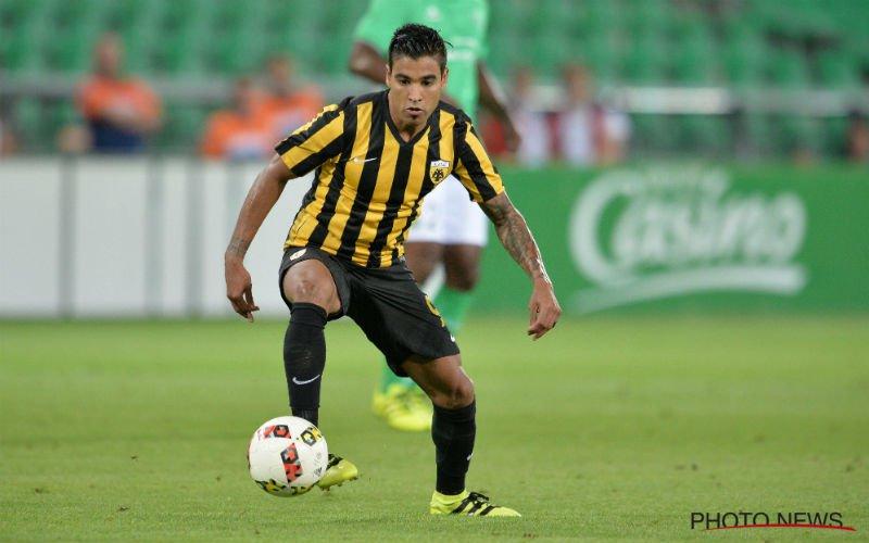 'Zeer opmerkelijke transfer voor Ronald Vargas'