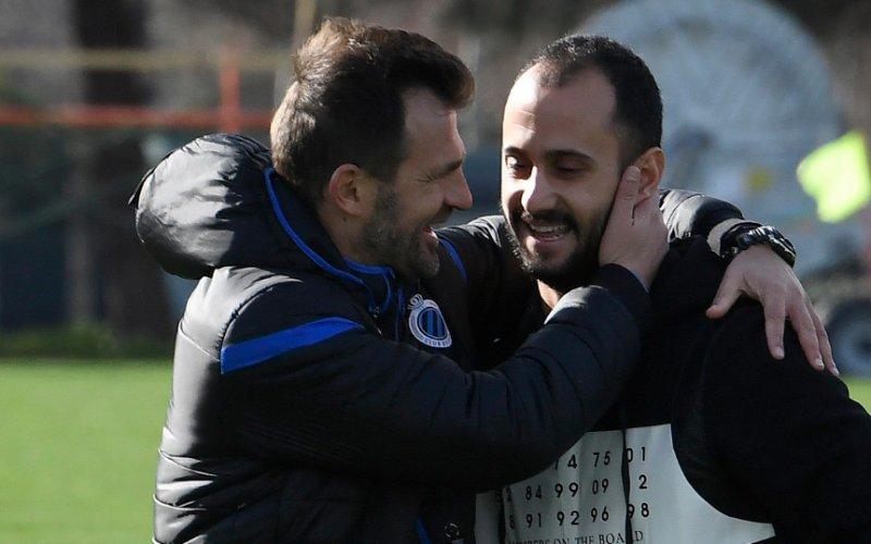 Víctor Vázquez wil terugkeren naar Club Brugge