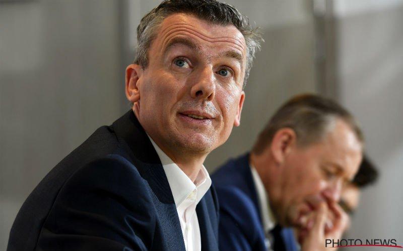 Scheidsrechtersbaas Verbist haalt zwaar uit naar Verhaeghe: