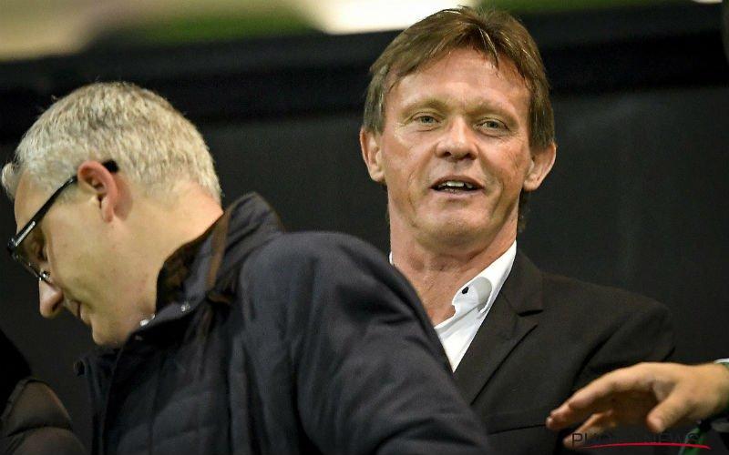 'Frank Vercauteren gooit deze speler er meteen uit bij Anderlecht'
