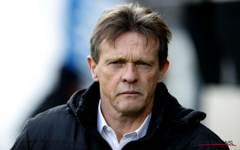 Vercauteren haalt zwaar uit bij Anderlecht: