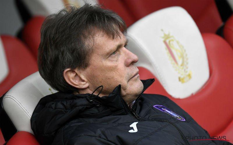 Anderlecht-fans ergeren zich kapot tegen Standard: