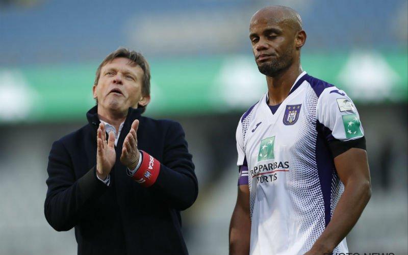 'Vercauteren en Kompany verrassen met nieuwe 16-jarige bij Anderlecht'