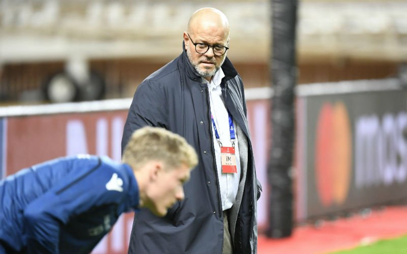 Verhaeghe roept Club Brugge-speler op het matje: 'Hij is echt niet gelukkig'