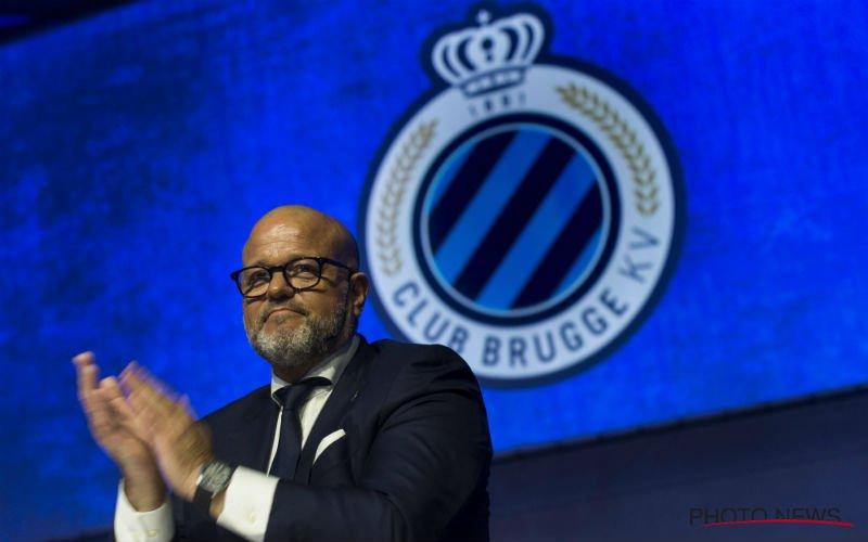 Club Brugge krijgt zeer slecht nieuws over Champions League