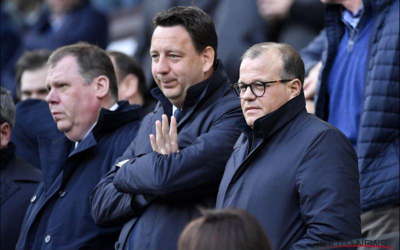 Pro League onderneemt onmiddellijk actie tegen Club Brugge