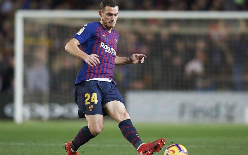 Barcelona-coach Valverde moét iets kwijt over Vermaelen (die weer speelt)