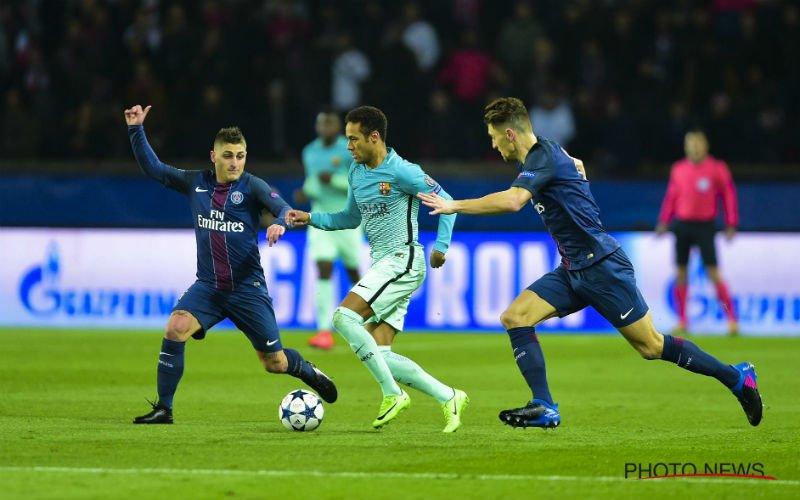 'Twee PSG-sterren in heel nauwe schoentjes nadat geheime details uitlekken over schandelijke nederlaag tegen Barcelona