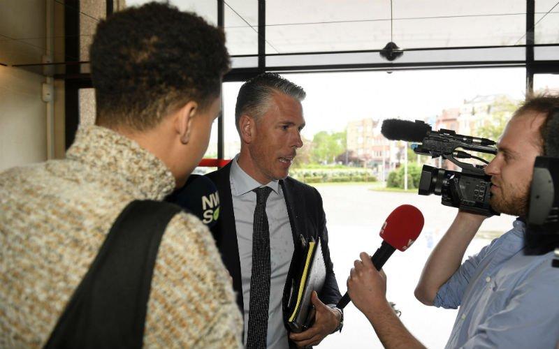 Verschueren is erg geschrokken bij Anderlecht: