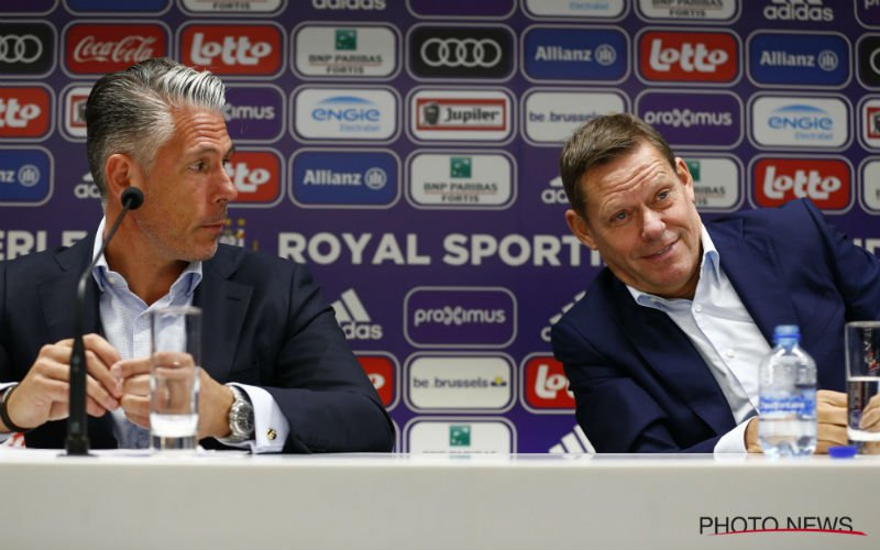 'Anderlecht gaat toeslaan en topkeeper binnenhalen'