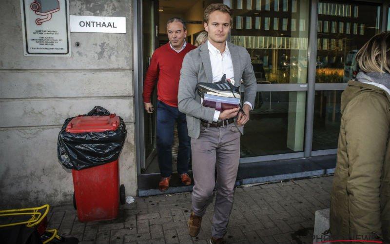Scheidsrechter Bart Vertenten verrast en duikt plots opnieuw op