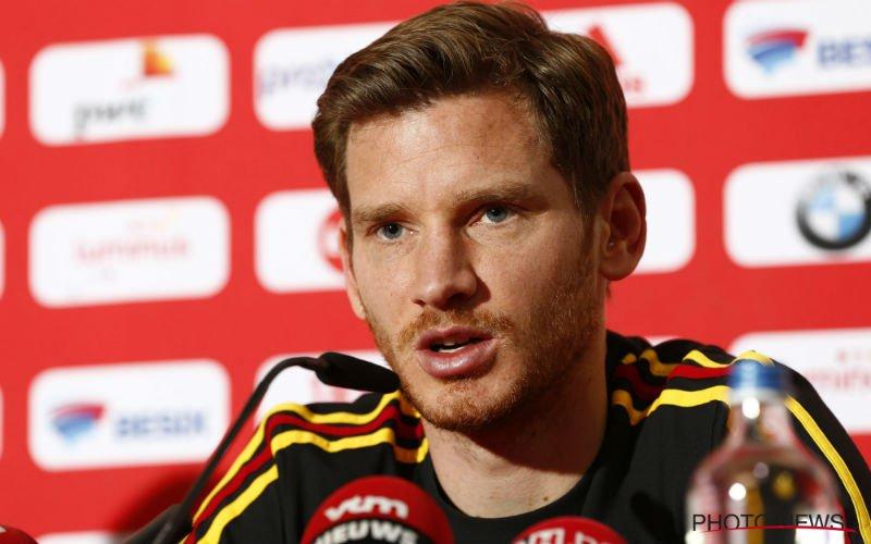 'Slecht nieuws voor Jan Vertonghen en de Rode Duivels'