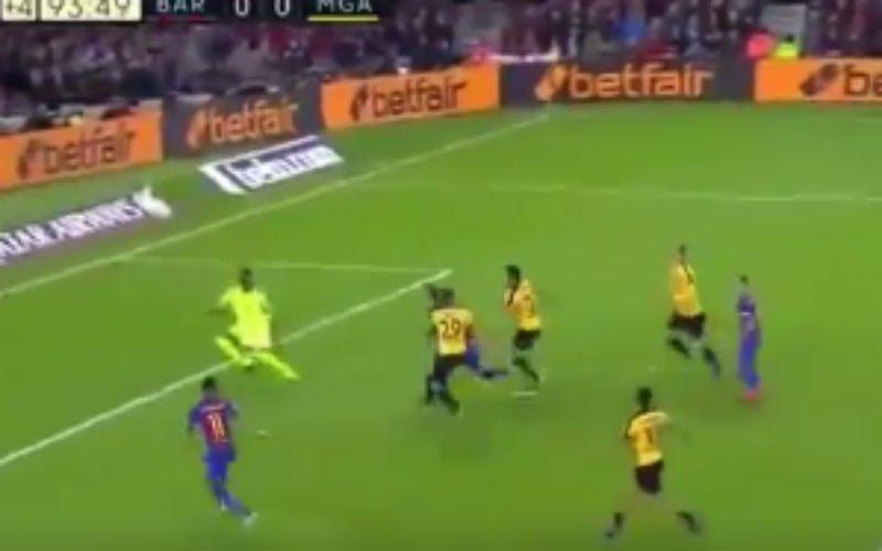 Barça kon voor het eerst in anderhalf jaar thuis niet scoren en dit is waarom (Video)