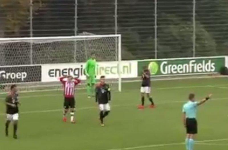 Belgisch supertalent scoort fenomenaal doelpunt (Video)