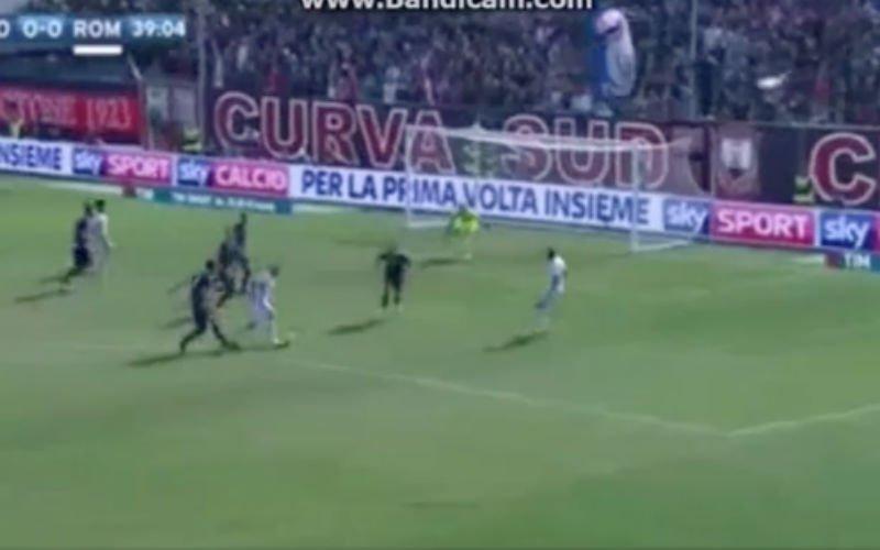 Nainggolan scoort (alweer) een hele mooie goal voor Roma (Video)
