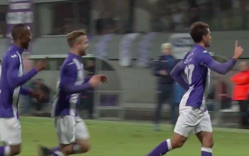 Losada scoort een magistraal doelpunt voor Beerschot-Wilrijk (Video)