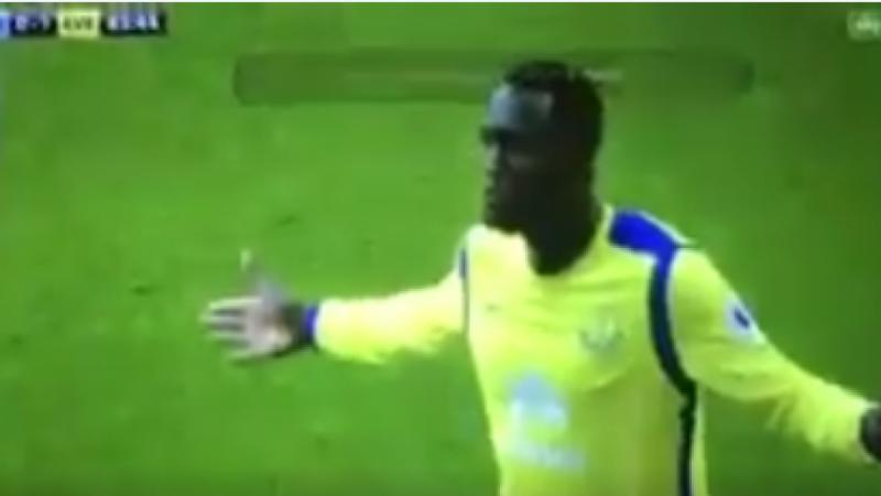 Lukaku brengt Everton op voorsprong tegen City