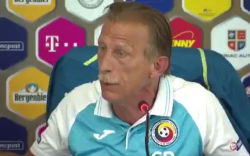 Ex-Club Brugge-coach Daum gaat volledig uit zijn dak na vraag van journalist (Video)
