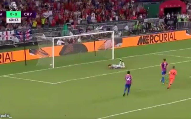Liverpool scoort na deze mooie assist van Origi (Video)